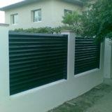 Gard lemn GA01