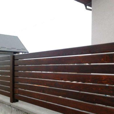 Gard lemn GA03