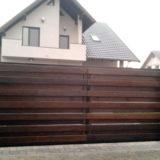 Gard lemn GA04