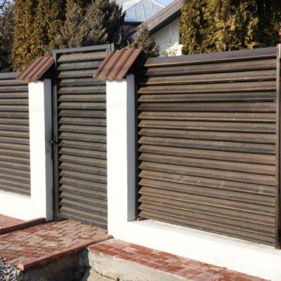 Gard lemn GA05