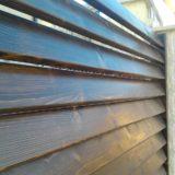 Gard lemn GA06
