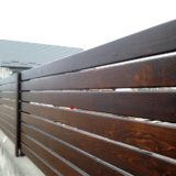 Gard lemn GA07