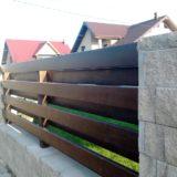 Gard lemn GA08