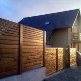 Gard lemn GA09